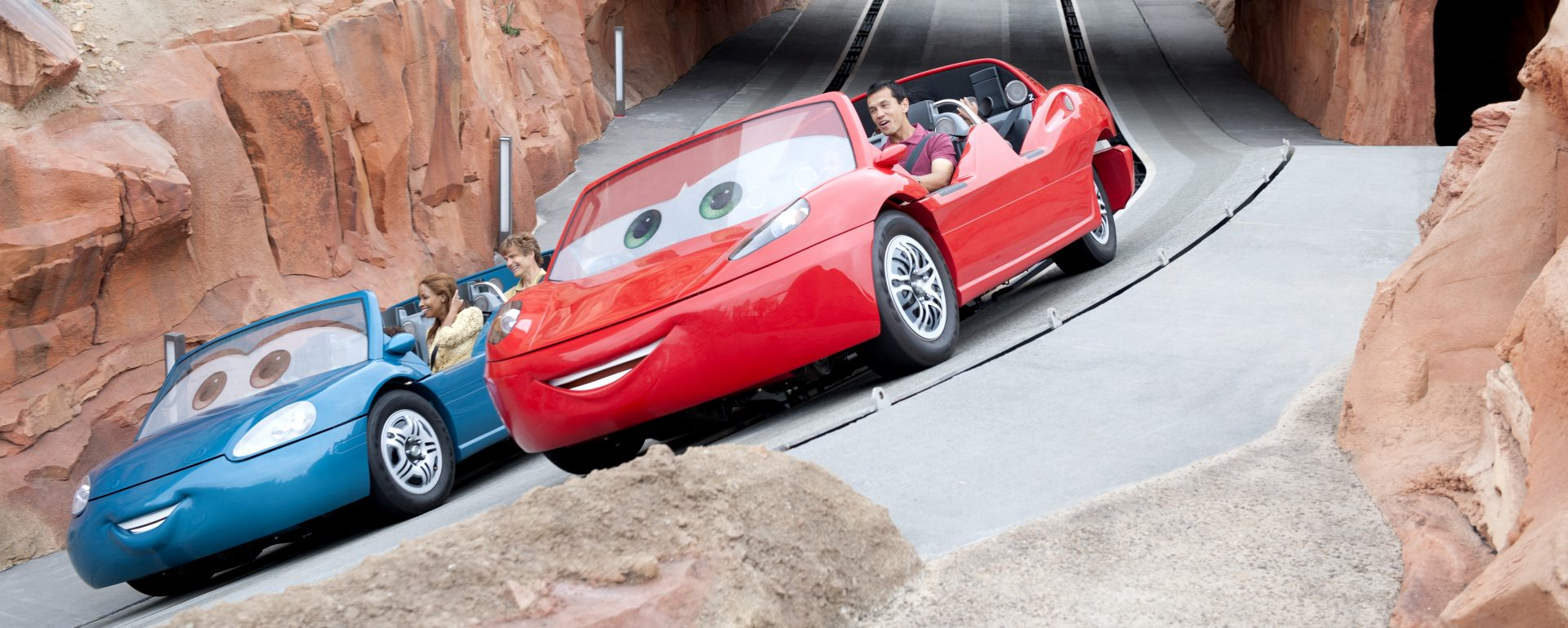 disney california adventure rides near Park Vue Inn