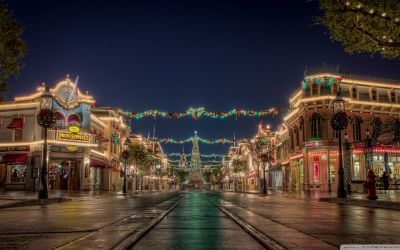 Holidays at Disneyland®